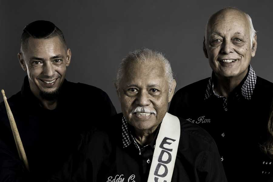 Eddy C als Trio