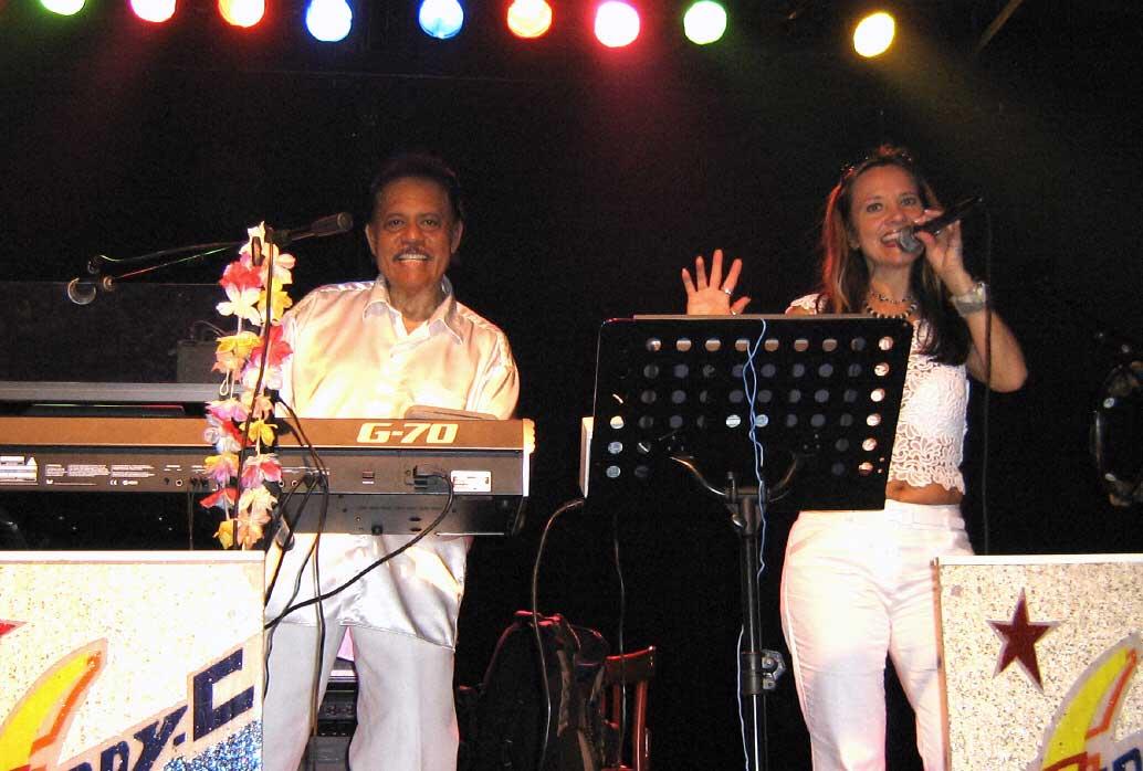 Eddy en Suzy Eddy C